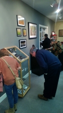 Infusion Gallery opening February 7th, 2013. Jewelry and prints The Mirror Project