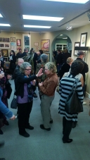 Infusion Gallery opening February 7th, 2013