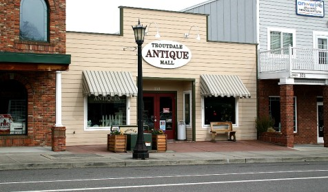Troutdale Antique Mall